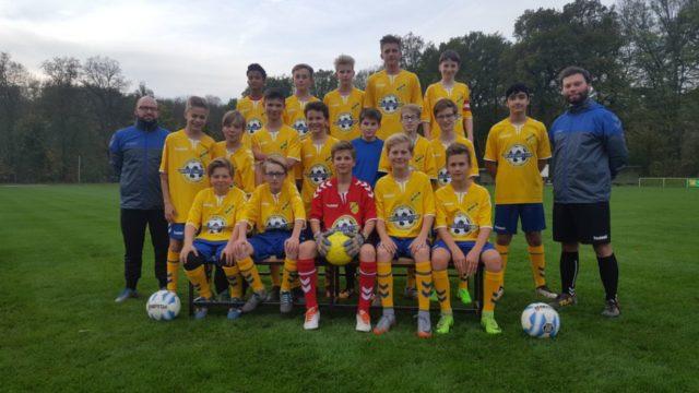 C Jugend Sg Lvb E V Abteilung Fussball
